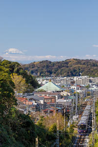 485「華」と富士山 - はじまりのとき