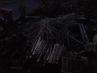 毎日薪を3束ほど(No.112) - 薪窯冬青 犬と山暮らし