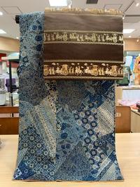 【販売連絡】本日も新商品のご紹介です!小紋・ヴインテージ・名古屋 - 着物Old&Newたんす屋泉北店ブログ