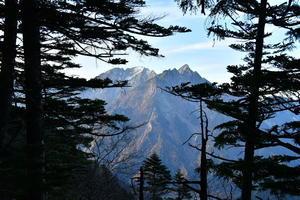 Mt.Kasumizawa hike(Classic route)5 - Sauntering