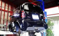 MCCスマート 450BRABUS お車検/450K ブースト圧修理 - smart.ism 北九州