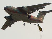 2019年「入間基地航空祭」(3)・・・第一空挺団の落下傘降下訓練も見逃せないぞ♪ - 『私のデジタル写真眼』