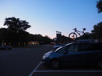 2019.09.25 道の駅あいおいで車中泊 - ジムニーとピカソ(カプチーノ、A4とスカルペル)で旅に出よう