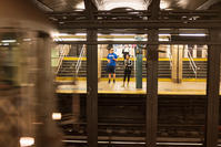 NYC地下鉄 - 二勝三敗