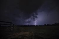 福岡 未明の雷⚡️ - 妄想旅