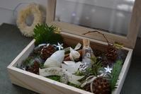 「香るクリスマス・イマジネーションボックス」W.S.ご案内 - f o l i a g e     b l o g