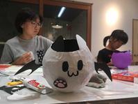 秋を感じて、楽しんで。ハロウィン🎃張り子とお芋🍠 - キッズクラフト子ども絵画造形教室・大阪市淀川区と豊中・箕面