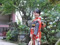 成人の前撮り - 中山写真館のブログです。