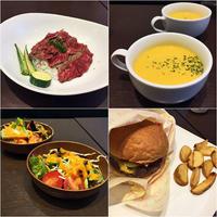 グリルC(青葉台)肉料理 - 小料理屋 花 -器と料理-