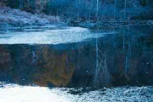 冬に向かう - 風景-Photo