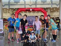 金栄堂サポート:トライアスリート・室谷浩二選手 IRONMAN Malaysia2019ご報告&Fact®PHOTOCHROMICインプレッション! - 金栄堂公式ブログ TAKEO's Opt-WORLD