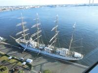 帆船海王丸名古屋港寄港 - 緑区周辺そぞろ歩き