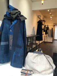 【冬衣】古(いにしえ)を縫う hodoc' 初日 - ルリロ・ruriro・イロイロ