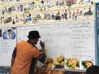 アメリカンスクールにてスリランカの授業 - スリランカ  カレー& オーダーメイドコサージュ・バック Rosamala