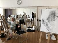 《提案『デッサンを始めてみませんか?』》 - 画室『游』 croquis・drawing・dessin・sketch