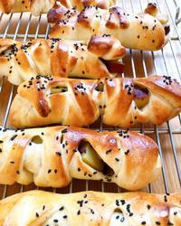 さつまいもパン - 調布の小さな手作りお菓子教室 アトリエタルトタタン