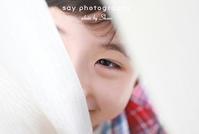 12歳になる - from自由が丘・田園調布 ベビー・キッズ・マタニティ・家族の出張撮影、say photography