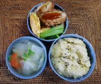 ヒレカツ弁当 - 好食好日