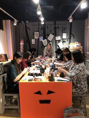【モアナコア リボン カレッジ定期レッスン】  10月、11月東京レッスン - ハワイでリボンレイ&製作スクール  Ribbon lei Happy na Mainichi!