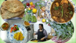 """ニティ・クマールの""""アーユルヴェダーを学びインド料理を深く知るための""""シャンティ・インド料理教室"""