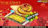 Informasi Link Terbaru Daftar Joker123 Slot Online - Situs Agen Game Slot Online Joker123 Tembak Ikan Uang Asli