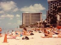 1986年6月ハワイ - いつか海外ロングステイ
