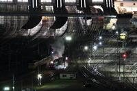 夜の新山口- 2019年晩秋・山口線 - - ねこの撮った汽車