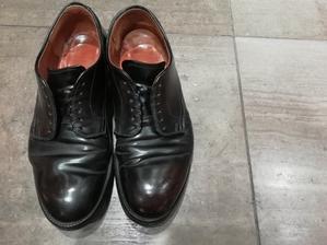 コードバン靴を長く愛用する為には○○が必須 - シューケアマイスター靴磨き工房 銀座三越店