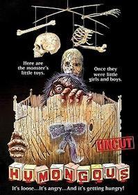 「猟獣人ヒューモンガス」Humongous  (1982) - なかざわひでゆき の毎日が映画三昧