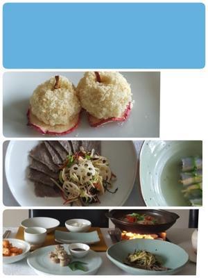金さんの韓国料理教室