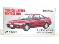 トミーテック・LV-N193a ホンダ インテグラXSi 89年式(赤) - 燃やせないごみ研究所