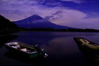 令和元年11月の富士(5)田貫湖夜の富士 - 富士への散歩道 ~撮影記~
