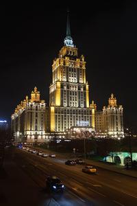 モスクワ・トワイライト - かーるいだけのブログ♪