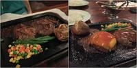 ゴールドラッシュ(渋谷)ハンバーグ - 小料理屋 花 -器と料理-