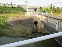 今回の豪雨が身近なところにもたらしたこと⑧~八反田川③ - 風の人:シンの独り言(大人の総合学習的な生活の試み)