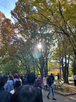 東京の「パリ」上野! - 名嘉真麻希のスケッチブログ-Maki NAKAMA's sketchbook-