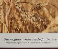 ウェグマンズの小麦農園ツアーや、ショッパーズ・クラブ会員情報 - ニューヨークの遊び方