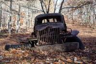 白沢峠 廃ボンネットトラックを見に行ってきました その1 - 「趣味はウォーキングでは無い」