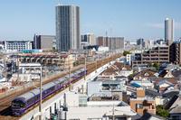 木村裕子と行くジョイフルトレイン 東京の貨物線&りんかい線の旅 - はじまりのとき