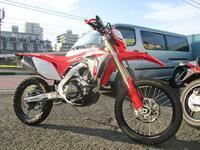 F田サン号 CRF450Lのタイヤ交換&K西サン号 WR250Rの油脂類 全交換・・・(^^♪ - バイクパーツ買取・販売&バイクバッテリーのフロントロウ!