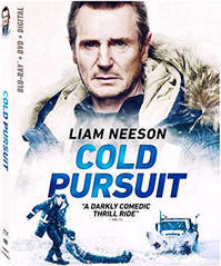 "c540 "" Cold Pursuit "" Blu-ray2019年11月19日 - 侘び寂び"