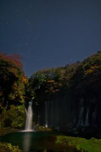 晩秋の月夜 - 四季星彩