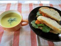 野菜スープがあれば簡単ランチ - Bのページ