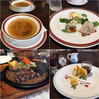 ウッドストック(青葉台)ハンバーグ - 小料理屋 花 -器と料理-