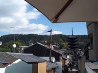 テラス席 - はんなりかふぇ・京の飴工房 「憩和井(iwai)  八坂店」Cafe iwai Yasaka and Kyoto_Candy Shop