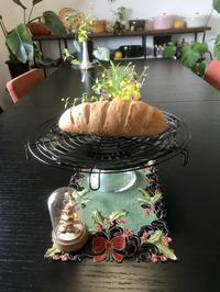 バイツェンミッシュブロートレッスン - カフェ気分なパン教室  *・゜゚・*ローズのマリ