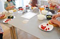 子供「クリスマスケーキ講習会2020」予告編 お菓子教室 大阪 - 料理研究家 島本 薫の日常
