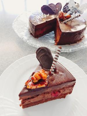12月【ムース・オ・ショコラケーキ】レッスンのご案内 - GRAND REVE★Okinawa sweets