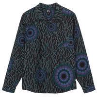 Spider Web Flannel Shirt - trilogy news