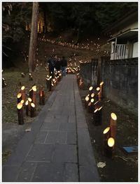 豊後竹田の竹楽2019、暗くなる前に行きたかったところと、暗くなってから再度行きたかったところ、まとめです。 - さくらおばちゃんの趣味悠遊